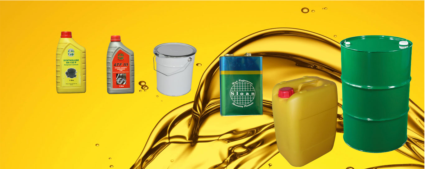 Oils Lubricants